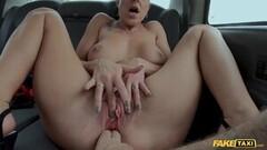 Sexy Texas Patti and her Wild Fucking Ride in UK Thumb