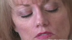 Naughty Sucking Cock Oral Sex Games From Amateur Granny GILF Thumb