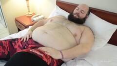 Huge Pup Rubs Takes The Fuck Machine Thumb