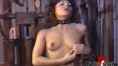 Lesbian femdom playing with her restrained sub Thumb