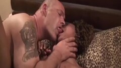 Wild African fuck orgy session Thumb