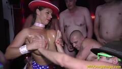 German gangbang with sexy milf Susi Thumb