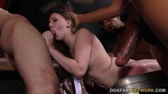 Sexy Jenna Marie Interracial Gangbang Thumb