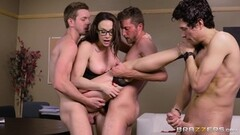 Chanel Preston fucked by cock in every direction Thumb