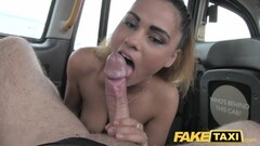 Kinky Romanian with nice tits gets facial Thumb