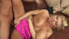 busty blonde stepmom needs a strong cock Thumb