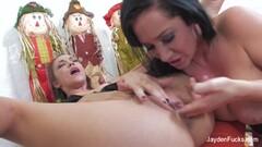 Lesbian fun with Jayden and Kristina Thumb