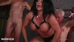 Mistress bounces on hard cock Thumb