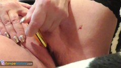 Mature Busty Blonde Solo Play Thumb