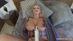 Sexy Brooklyn records herself masturbating Thumb