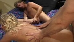 Threesome Sex Session With His Husband Thumb