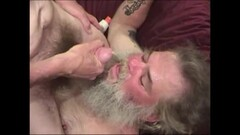 Cock Blowing Mature Amateurs Marc and Lonnie Thumb