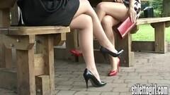 Feet look better in heels Thumb