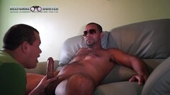 Cock Blowing straight Dominican Dick Thumb